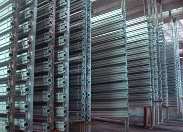工业铝型材时效处理