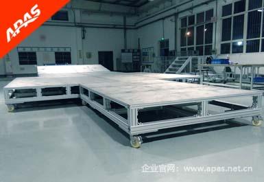 铝型材实验模拟平台