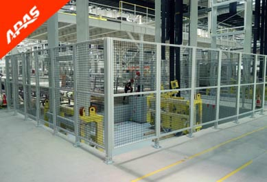 铝合金安全围栏网