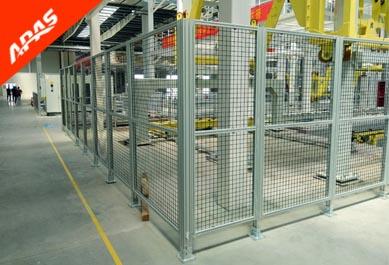 铝合金防护围栏网